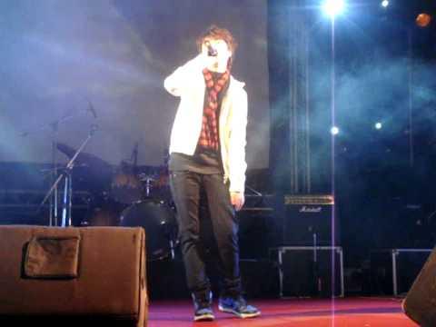 20091224中山大聖誕演唱會 孫自佑—解脫