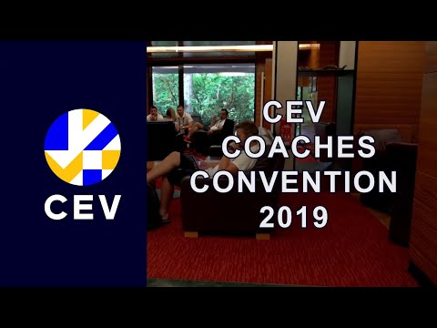 Highlights | CEV Coaches Convention 2019