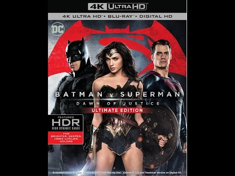 Batman v Superman: Dawn of Justice in 3D 2016