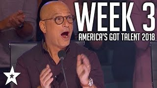 America's Got Talent 2018 Auditions | WEEK 3 | Got Talent Global