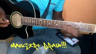 KONPA GUITAR GROOVES COMPILATION | KEY OF G MAJOR | Featuring: BRAVE | LESSON #238