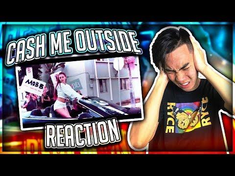 REACTING TO DANIELLE BREGOLI'S NEW MUSIC VIDEO These Heaux (Cash Me Outside Girl)