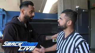 The Singh Brothers hatch a plan to capture the 24/7 Championship: WWE Exclusive, May 21, 2019