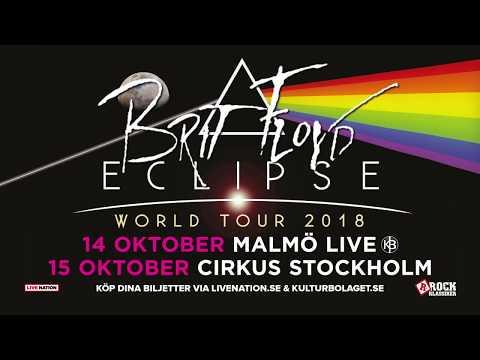 BRIT FLOYD - 2018 - SWEDEN