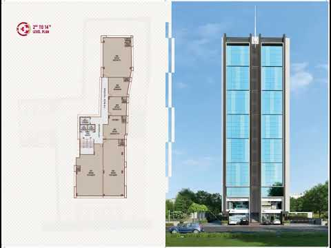Flats in Ellisbridge, Ahmedabad -Sheth Corporate Tower