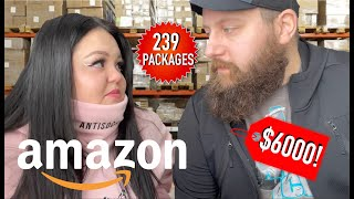 I BOUGHT ALL YOUR MISSING AMAZON PACKAGES $6000