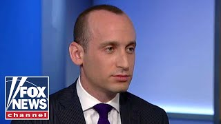 Stephen Miller weighs in on border wall fight