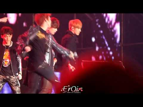 [Fancam] 121209 Kris focus - Into your world @ Irreplaceable Concert