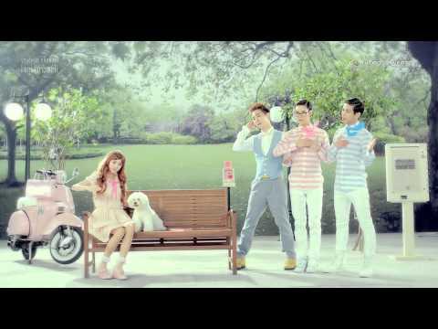 [中字][Etude] Sandara & SHINee SNS木偶劇 「不要相信她的睫毛」大公開