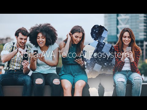 Nokia AVA Telco AI Ecosystem