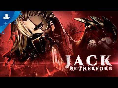 Code Vein - Character Trailer: Jack Rutherford   PS4