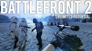 Star Wars Battlefront 2 - What could have been...