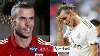 """""""They make things very difficult""""   Gareth Bale talks honestly about his Real Madrid situation"""