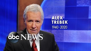 Alex Trebek dead at 80 years old | ABC News