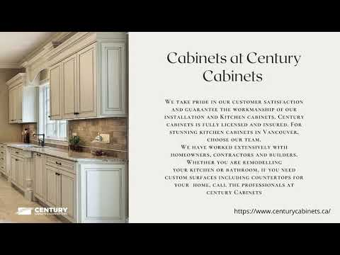 Kitchen Faucets Vancouver - Century Cabinets and Countertops