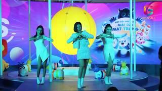 Cô ba Sài Gòn - Đông Nhi hát live tại TTTM Gigamall