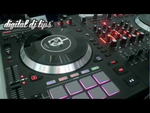 Numark NS7 II Serato DJ Controller Talkthough