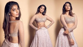 Actress Pooja Hegde sizzles in latest photoshoot..
