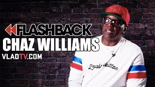 Chaz Williams on Parting Ways With 50 Cent After Ja Rule Fight (Flashback)