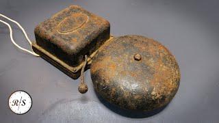 Antique Fire Bell Restoration