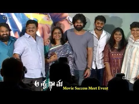 Aswathama Success Meet Event