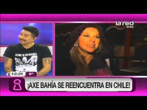 Baixar Hablamos sobre el reencuentro de Axe Bahía en Chile