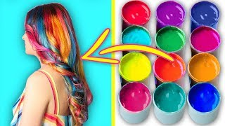 35 WAYS TO MAKE YOUR HAIR LOOK GREAT WITH NO EFFORT