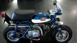 1971 honda mini trail 50 for sale / walk around - honda of
