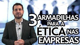 Mix Palestras   3 Armadilhas para a Ética nas Empresas   Alexandre Di Miceli