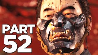 TAKING DOWN THE AZAMO BAY WARLORD in GHOST OF TSUSHIMA Walkthrough Gameplay Part 52 (PS4 PRO)