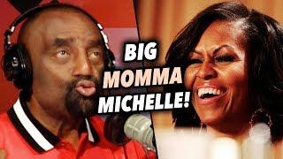 "Big Momma Michelle Mocks Trump's Presidency - ""Divorced Dad!"""