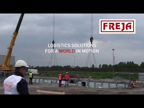 FREJA Project Forwarding