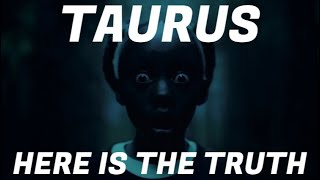 TAURUS 😧 THEY DON'T WANT YOU TO HEAR THIS 😧 PSYCHIC TAROT READING