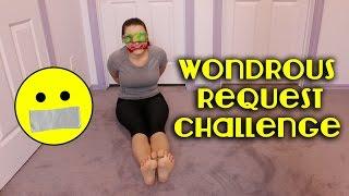 Wondrous Request Challenge!