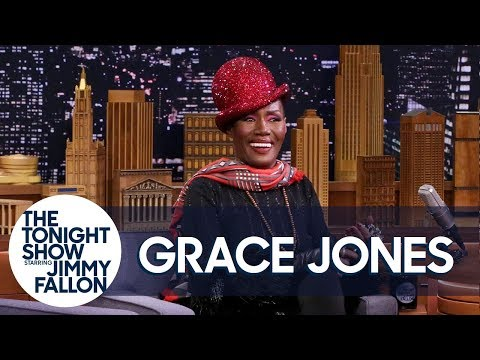 Grace Jones on Her 12-Year Documentary and Studio 54 Antics
