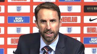 England 3-0 USA - Gareth Southgate Full Post Match Press Conference - International Friendly