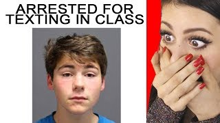 PEOPLE WHO GOT ARRESTED FOR THE DUMBEST REASONS