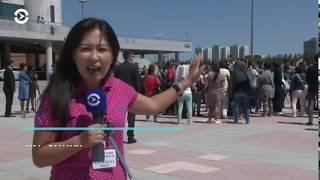 Митинг матерей Нур-Султане