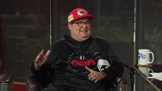 Modern Family's Eric Stonestreet Talks Chiefs & More with Rich Eisen | Full Interview | 1/11/19