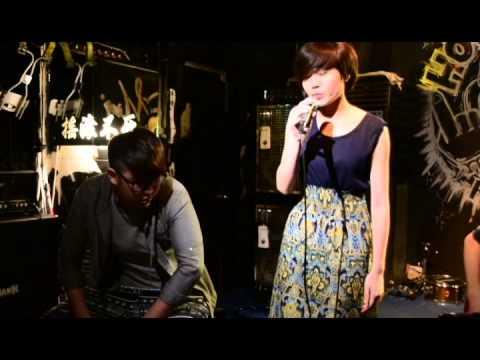 陳沛含 - 飛鳥 ( 魏如萱 Cover )Holyland 聖地搖滾 Band Live Show