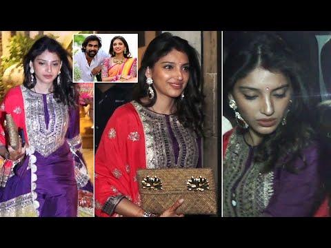 Rana Daggubati's wife Miheeka Bajaj looks stunning at Karva Chauth in Anil Kapoor's home
