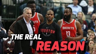 THE REAL REASON Why James Harden and the Houston Rockets WILL NEVER WIN A CHAMPIONSHIP