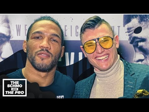 Kevin Lee Responds to Georges St-Pierre Comments on Not Realizing Full Potential