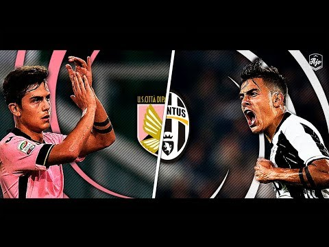 Dybala in Palermo vs Dybala in Juventus   HD