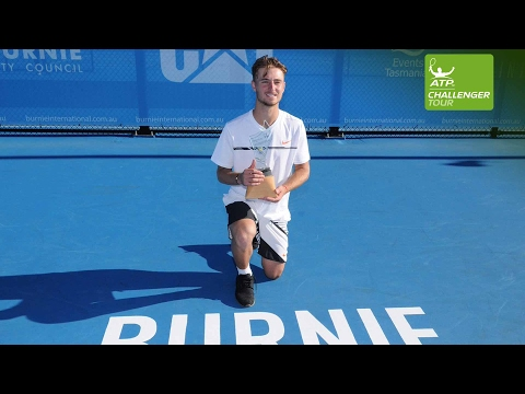 Jasika Captures First Challenger Title In Burnie 2017