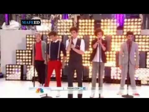 Baixar One Direction More Than This Live on Today Show