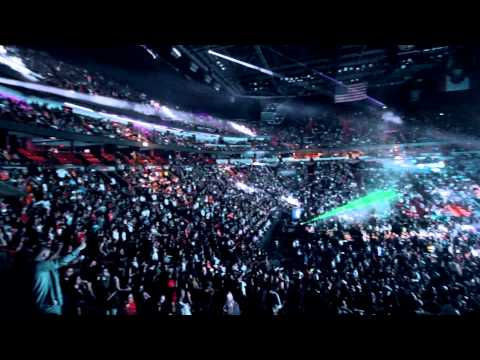 Osmani Garcia - Tirate de Clavao (En el American Airlines Arena)