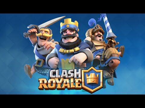 Vamos a jugar Clash Royale