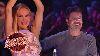 UNFORGETTABLE Britain's Got Talent: The Champions Auditions You MUST WATCH! | Amazing Auditions