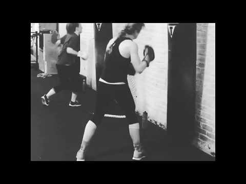 Kick boxing was Kickin!